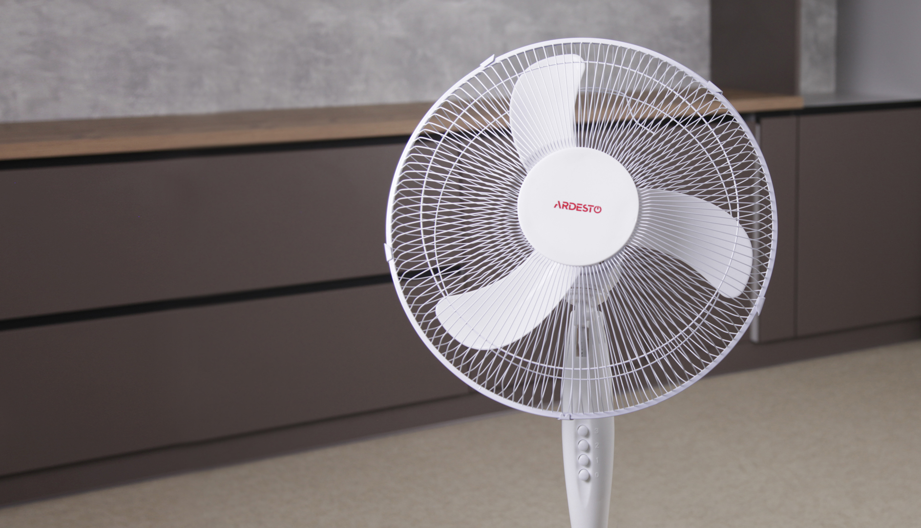 Ardesto standing fan – beat the heat