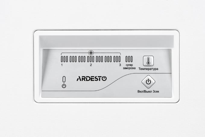 Морозильная камера Ardesto FR-320E