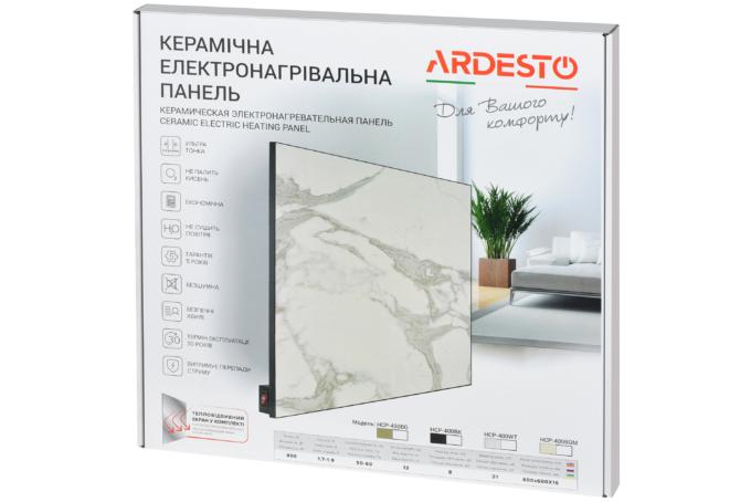 Керамический обогреватель Ardesto HCP-400BG