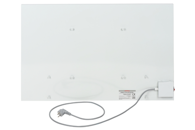 Керамічний обігрівач Ardesto HCP-600BRM