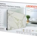 Ceramic infrared electric heater Ardesto HCP-600WTM