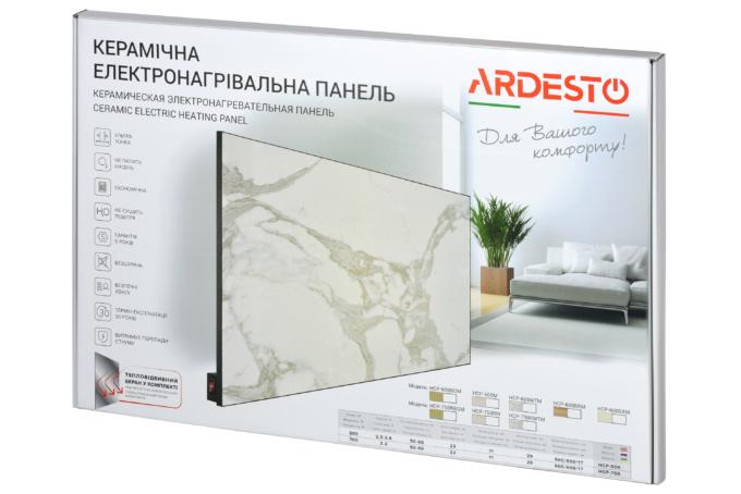 Керамічний обігрівач Ardesto HCP-600WTM