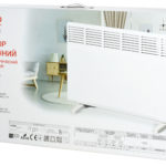 Конвектор электрический Ardesto CH-2000MCW