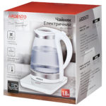Electric kettle Ardesto EKL-1319HW