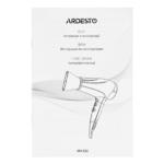 Hair Dryer Ardesto HD-522