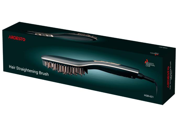 Straightening brush Ardesto HSB-621