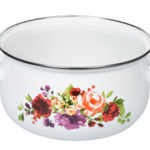 Pot Ardesto Melanie Magic Flowers AR0145 (22 cm)