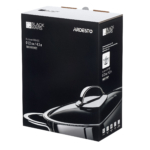 Кастрюля Ardesto Black Mars AR0743S (22 см)