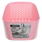 Bowl with a sieve Ardesto Fresh AR1601PP