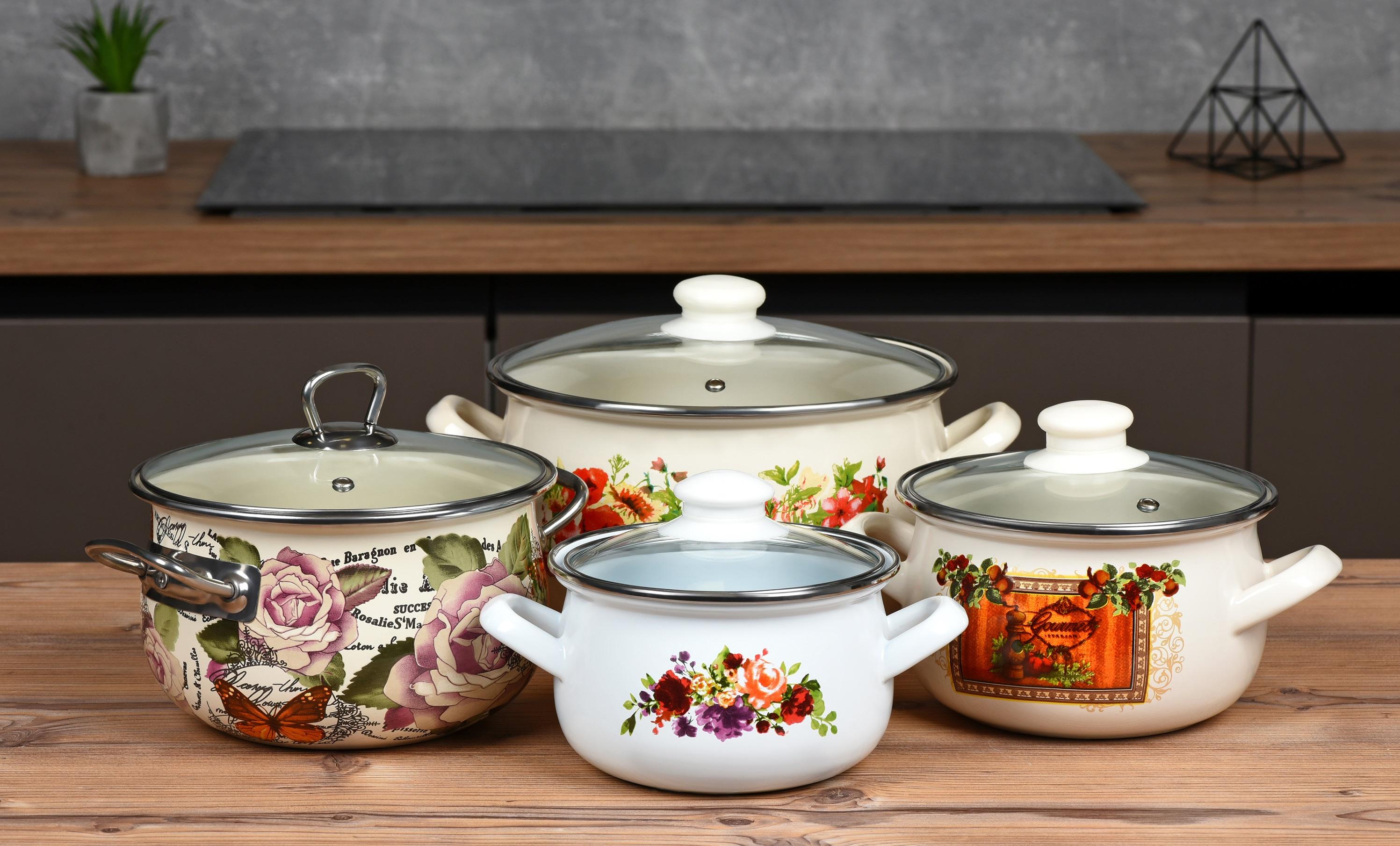 Ardesto Melanie – дизайнерський посуд з емальованої сталі
