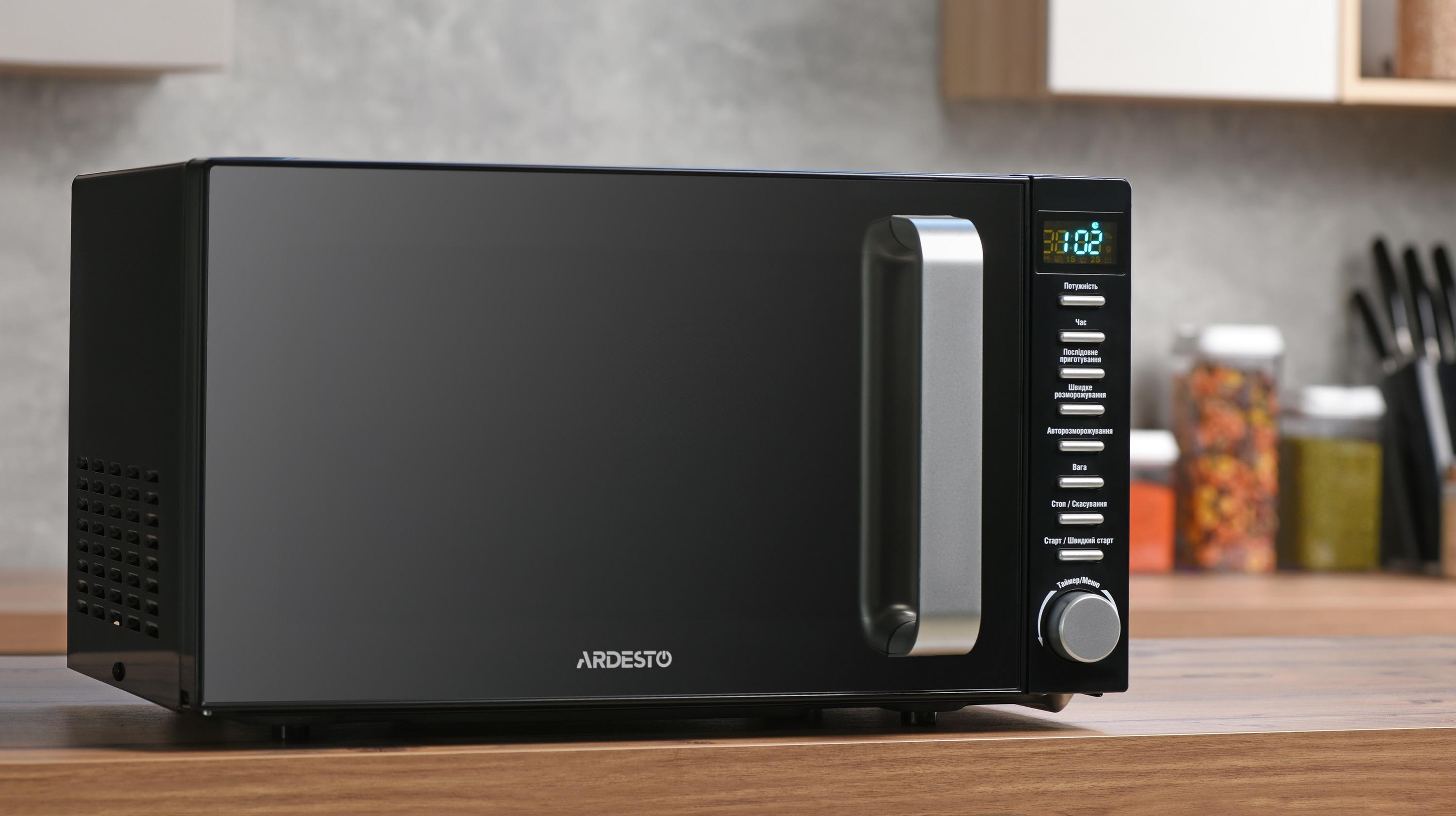 New Microwave Ovens Ardesto