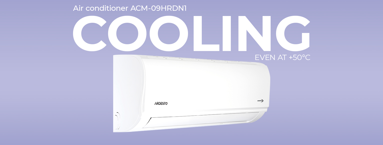 Air Conditioner Ardesto ACM-09HRDN1