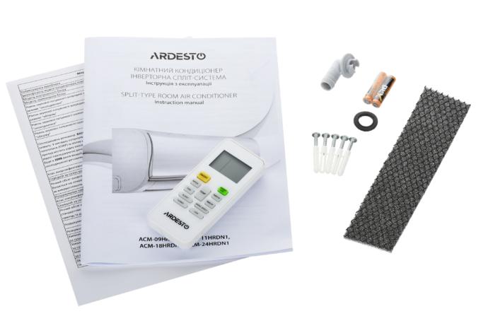 Кондиціонер Ardesto ACM-09HRDN1