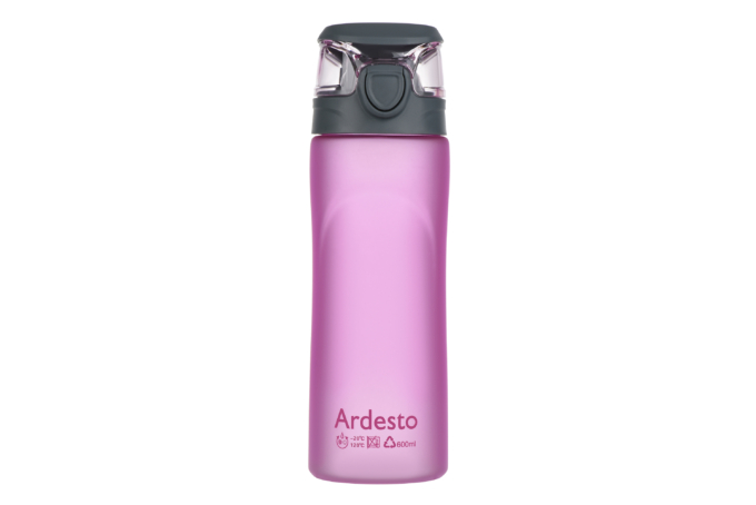 Бутылка для воды Ardesto Matte Bottle (600 мл) AR2205PR
