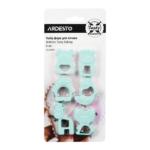 Набір форм для випічки печива Ardesto Tasty baking AR2309TP