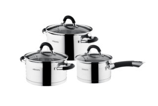 Cookware kit Ardesto Gemini AR1906GS