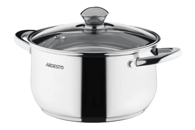 Cookware kit Ardesto Gemini Gourmet AR1906PS