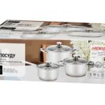 Набор посуды Ardesto Gemini Gourmet AR1906PS
