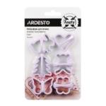 Набір форм для випічки печива Ardesto Tasty baking AR2308LP