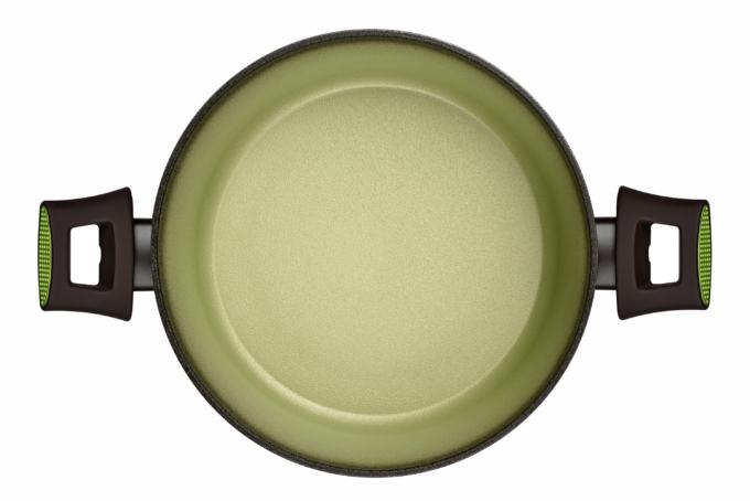 Кастрюля Ardesto Avocado AR2535CA (24 см)