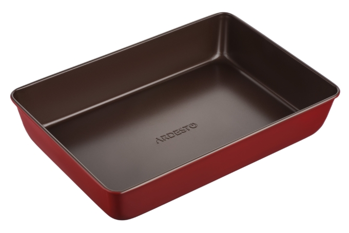Baking Pan Ardesto Golden Brown AR2401R