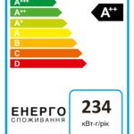 Холодильник Ardesto DNF-M326W200