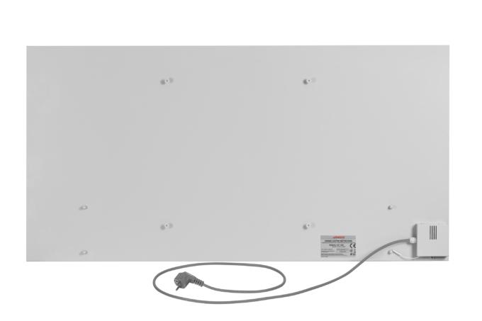 Керамический обогреватель Ardesto HCP-1000RBRM