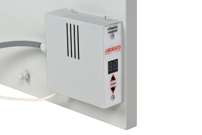 Ceramic infrared electric heater Ardesto HCP-1000RWTM