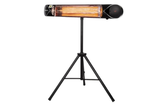 Infrared Heater with a stand Ardesto IH-2000-CBN2B_IH-TS-01