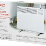 Convection heater with programmer Ardesto СН-1500ECW
