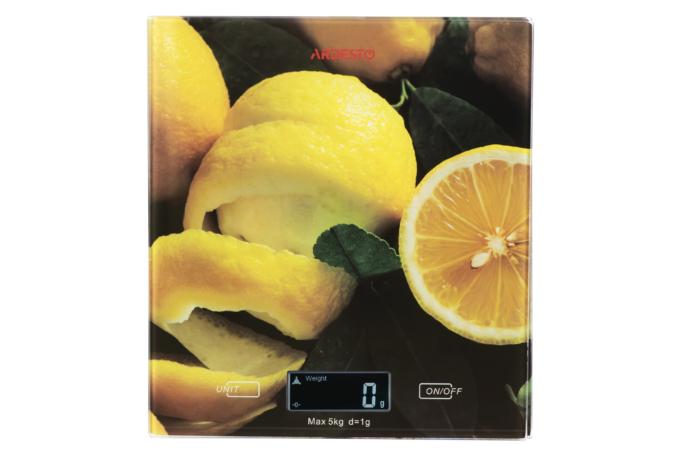 Kitchen scales Ardesto SCK-893LEMON