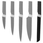 Кухонный нож для хлеба Ardesto Black Mars AR2015SK