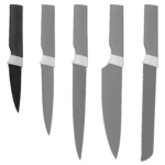 Кухонный нож для овощей Ardesto Black Mars AR2018SK