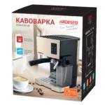 Рожковая кофеварка эспрессо Ardesto ECM-EM14S