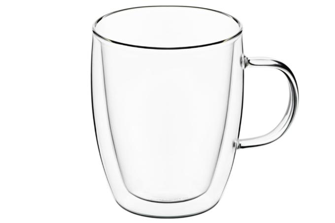 Набір чашок Ardesto з подвійними стінками AR2627G