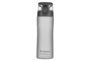 Бутылка для воды Ardesto Matte Bottle (600 мл) AR2205PGY