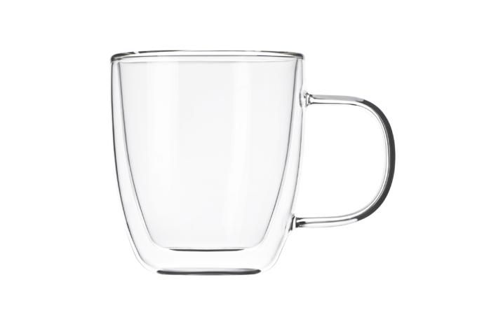 Набір чашок Ardesto з подвійними стінками AR2631GH