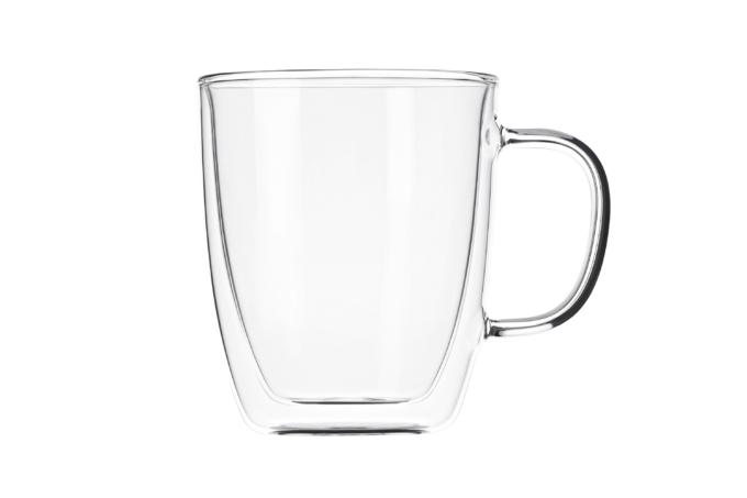 Cups set Ardesto with double walls AR2640GH