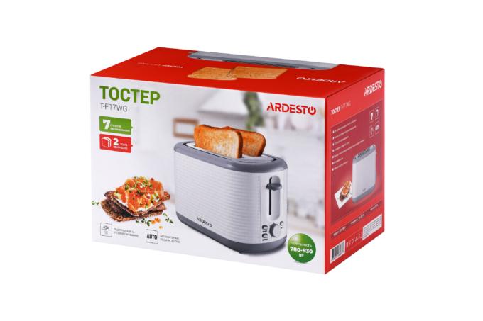 Тостер Ardesto T-F17WG