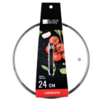 Кришка Ardesto Black Mars AR0724SL (24 см)