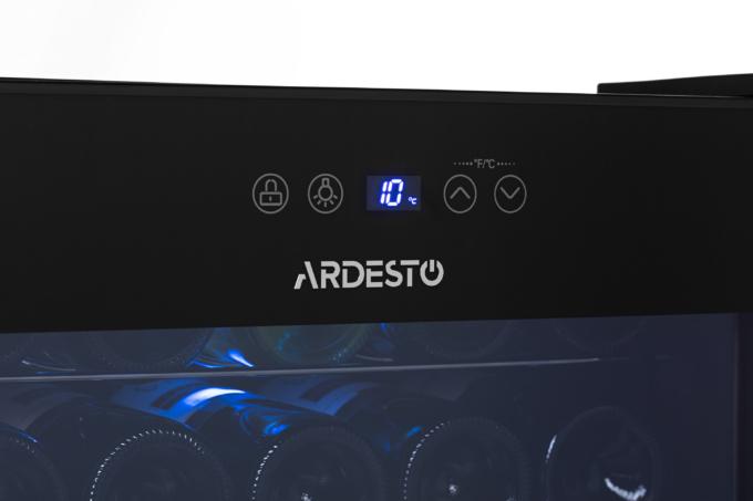Винна шафа Ardesto WCF-M34