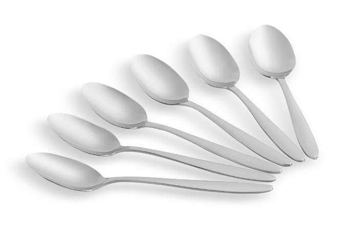 Tablespoon set Ardesto Black Mars Ether AR0706ES
