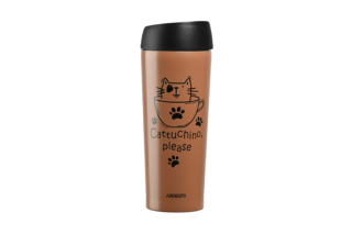 Thermal Mug Ardesto Coffee time (Cat) 450 ml AR2645DMM