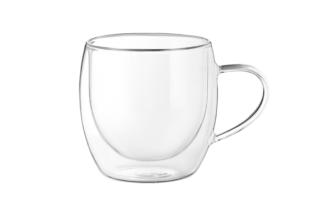 Набір чашок Ardesto з подвійними стінками AR2630GHN