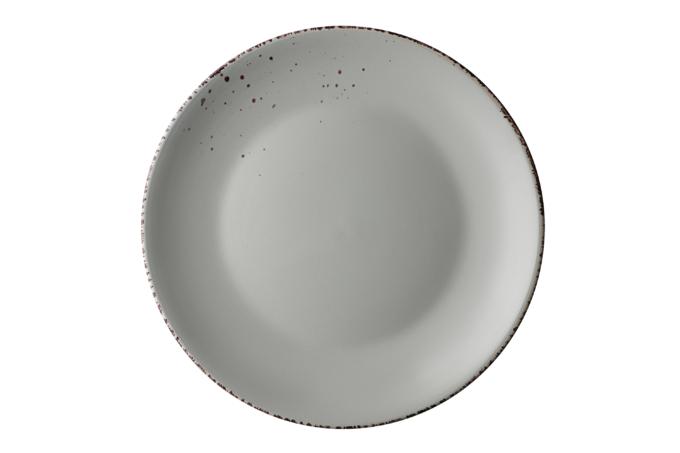 Тарілка десертна Ardesto Lucca, 19 см, Illusion blue