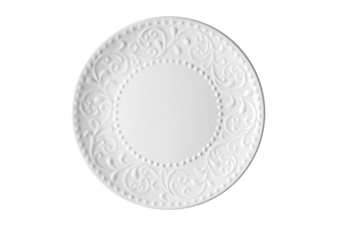 Dessert plate Ardesto Olbia, 19 cm, White