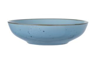 Soup plate Ardesto Bagheria, 20 cm, Misty blue