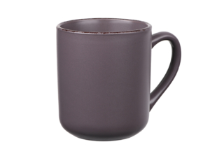 Cup Ardesto Lucca, 330 ml, Grey brown AR2933GMC