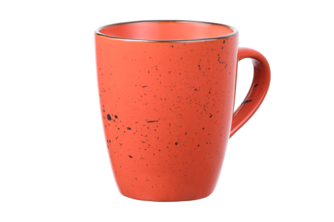 Cup Ardesto Bagheria, 360 ml, Warm apricot AR2936CGC