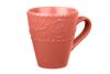 Чашка Ardesto Olbia, 360 мл, Deep orange AR2936OC